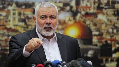 Photo of فلسطین کی تقسیم کسی بھی صورت قابل قبول نہیں: اسماعیل ہنیه