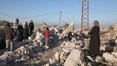 Photo of صیہونی فوجیوں کی جارحیت کا سلسلہ جاری، فلسطینیوں کے گھر مسمار