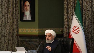 Photo of کورونا کے خلاف قومی مہم حوصلہ افزا ہے: صدر روحانی
