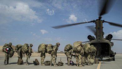 Photo of عراق، الجبانیہ فوجی چھاؤنی سے امریکی دہشتگردوں کا انخلا