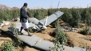 Photo of یمن میں سعودی ڈرون تباہ