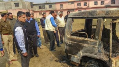 Photo of دہلی فسادات کی ابتدائی رپورٹ 745 مکانات اور گاڑیاں نذر آتش