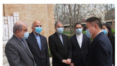 Photo of ایران کے خلاف امریکہ کی ظالمانہ پابندیوں کی مذمت