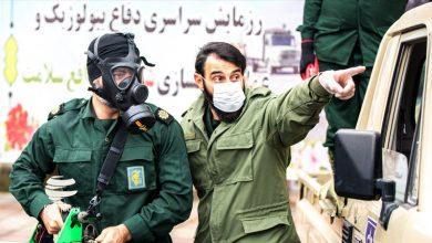 Photo of انسداد کورونا مہم میں سپاہ پاسداران پیش پیش+ تصاویر