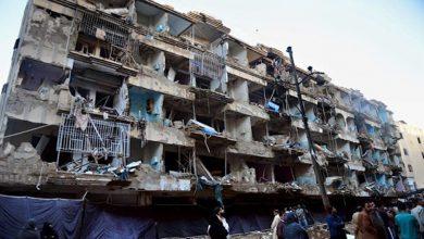 Photo of کراچی، رہائشی عمارت گرنے کے واقعے میں مرنے والوں کی تعداد گیارہ ہوگئی