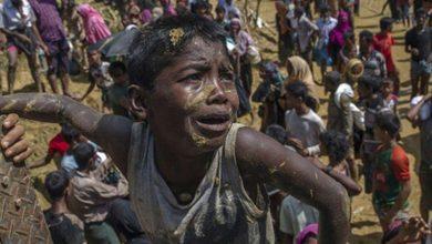 Photo of میانمار میں روہنگیا مسلمانوں کا قتل عام جاری
