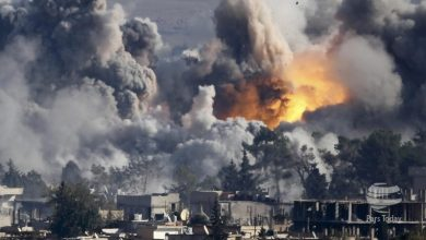 Photo of شام کے علاقے دیرالزور پر امریکہ کا حملہ
