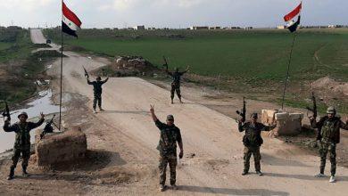 Photo of شامی فوج کی بڑی کارروائی ترکی سے وابستہ 150 دہشتگرد ہلاک