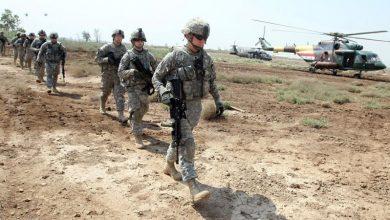 Photo of عراق سے فرانسیسی فوجیوں کا انخلاء