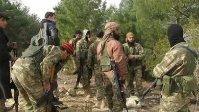 Photo of شامی دہشتکردوں کی صف میں فرانسیسی دہشتگرد شامل