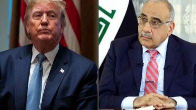 Photo of بغداد نے امریکی مطالبہ رد کردیا/ ایران کے ساتھ قوی تعلقات جاری رکھنے کا عزم