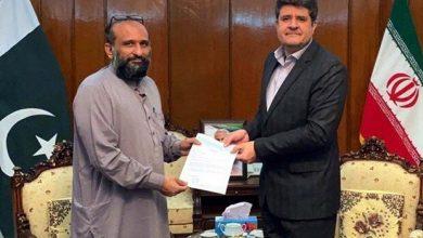 Photo of کراچی میں ایدھی فاؤنڈیشن نے ایران کو 2 لاکھ ڈالرکا امدادی چیک دیا