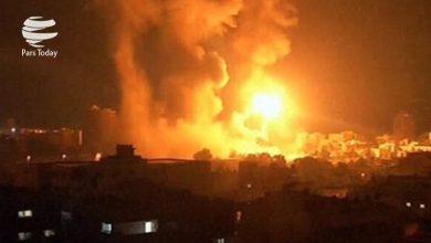 Photo of شام پر اسرائیل کا میزائلی حملہ