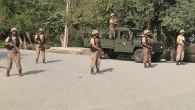 Photo of پاکستان میں وہابی دہشت گردوں کے حملے میں 4 فوجی اہلکار جاں بحق
