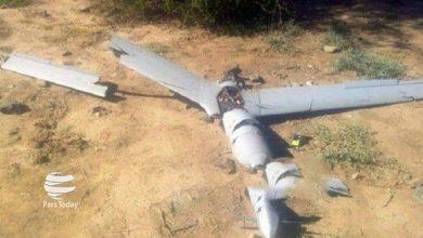 Photo of شام میں دہشتگردوں کے کئی ڈرون تباہ