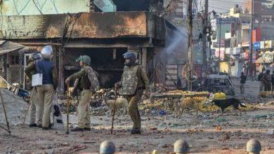 Photo of دہلی میں مسلم کش فسادات میں مسلمانوں کے گھر جلانے سے پہلے لوٹ مار کی گئی