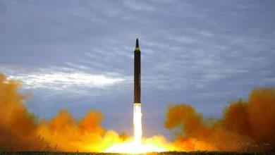 Photo of امریکی دھمکیاں نظر انداز کر کے شمالی کوریا نے ایک اور میزائل داغا