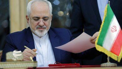 Photo of جواد ظریف نے دیا امریکی سینٹکام کا جواب