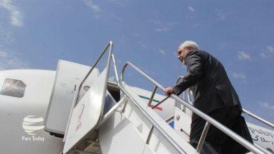 Photo of ایران کے وزیر خارجہ کا دورہ شام
