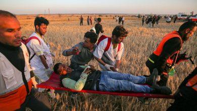 Photo of صیہونی فوج کے حملے میں کئی فلسطینی زخمی