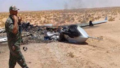 Photo of لیبیا میں ترکی کا ڈرون طیارہ سرنگوں