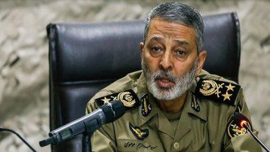 Photo of ایرانی فوج اپنی عظيم قدرت اور طاقت کی بنا پر مخۃلف میدانوں میں حاضر ہوسکتی ہے