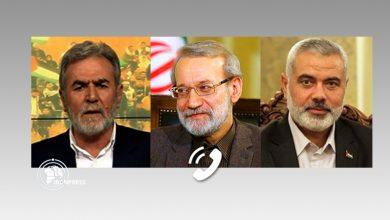 Photo of ایران، فلسطینی عوام کے حقوق کا محافظ ہے