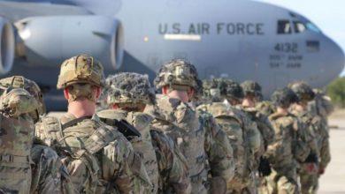Photo of ڈھائی ہزار امریکی دہشتگردوں کا عراق سے انخلاء