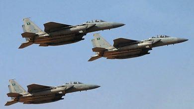 Photo of سعودی جنگی طیاروں کی یمن پر 16 مرتبہ بمباری