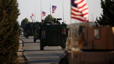 Photo of شام میں امریکی دہشت گرد فوجیوں کی نقل و حرکت