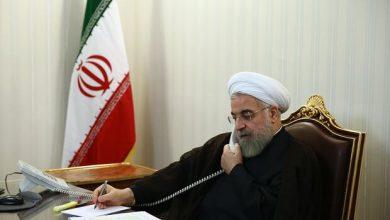 Photo of ایرانی صدر کی انڈونیشیا کے صدر سے ٹیلیفون پر گفتگو/ باہمی تعاون پر آمادگی کا اظہار