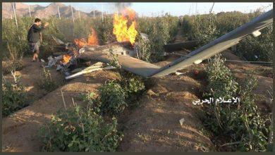 Photo of جارح دشمن اور یمنی فورسز کے درمیان جھڑپیں جاری، سعودی ڈرون تباہ