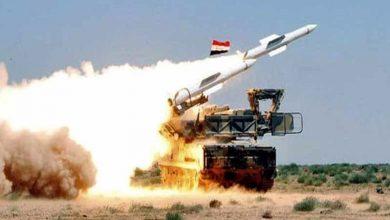 Photo of شامی فوج نے صیہونی جنگی طیارے کے حملے کو ناکام بنا دیا
