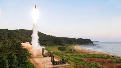 Photo of جنوبی کوریا نے بیلسٹک میزائل کا تجربہ کیا