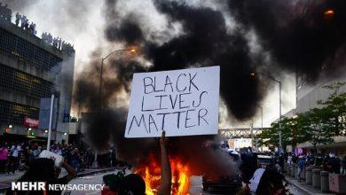 Photo of امریکہ میں سیاہ فام شخص کی ہلاکت کے بعد پر تشدد مظاہروں کا سلسلہ جاری