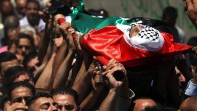 Photo of فلسطینی نوجوان کی شہادت
