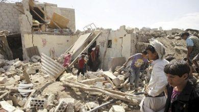 Photo of یمن پر سعودی اتحاد کے تابڑ توڑ حملے