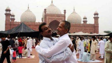 Photo of ملک بھر میں آج عید الفطر مذہبی جوش و جذبے کے ساتھ منائی جارہی ہے