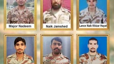 Photo of وہابی دہشت گردوں کے حملے میں پاکستانی فوج کے 6 اہلکار ہلاک