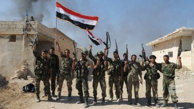 Photo of شامی فوج کی کامیاب کارروائی اور ترکی کے حمایت یافتہ دہشتگردوں کی پسپائی