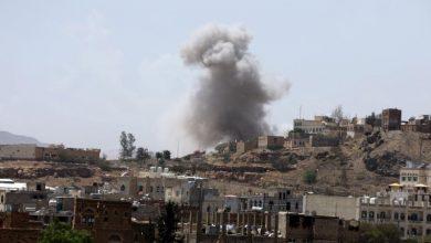 Photo of یمن پر سعودی اتحاد کے حملے