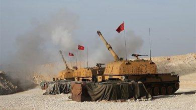 Photo of شام پر ترکی اور دہشتگردوں کا حملہ