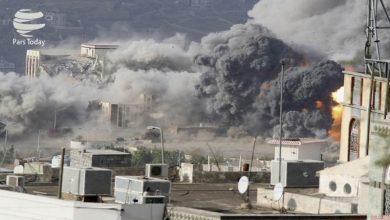 Photo of یمن کے نہتے روزہ داروں پر سعودی اتحاد کی بمباری