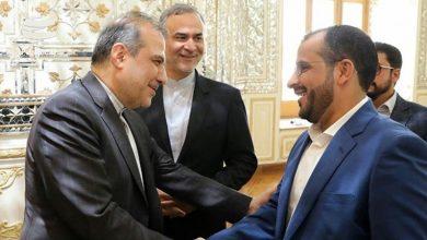 Photo of وزیر خارجہ کے مشیر نے انصار اللہِ یمن کے ترجمان سے گفتگو کی