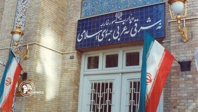 Photo of امریکی وزیر خارجہ کے بیان پر ایران کا رد عمل