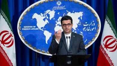 Photo of امریکہ عالمی نظم و نسق بگاڑنے کی کوشش کر رہا ہے: ایران
