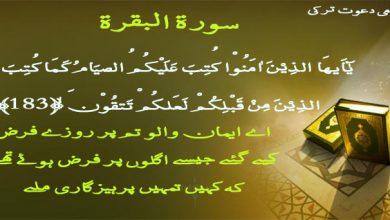 Photo of رمضان و قرآن