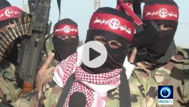 Photo of فلسطین، فوجی ٹریننگ سینٹر میں شہید قاسم کی تصویر۔ ویڈیو 52 دقیقه نمایش