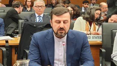 Photo of ایران نے بین الاقوامی ایٹمی ایجنسی کی قرارداد کو مسترد کردیا