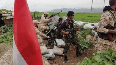Photo of دہشتگردوں کے خلاف شامی فوج کے کامیاب آپریشن